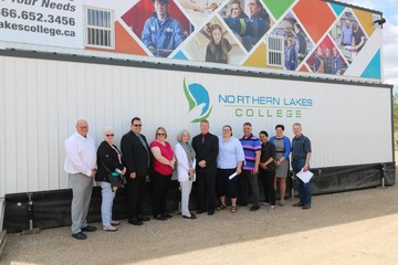 Northland School Division and Northern Lakes College engage on